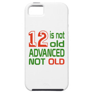 12 is not old advanced not old iPhone 5 covers