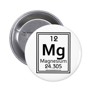 12 Magnesium Button