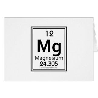 12 Magnesium Card