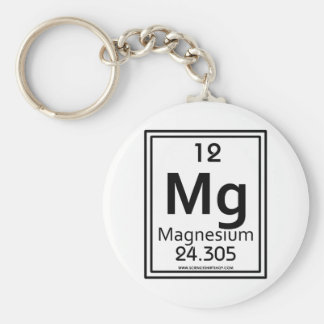 12 Magnesium Keychains