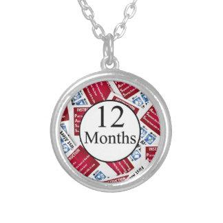 12 meses de jalón del bombero joyería