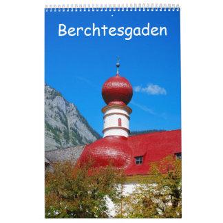 12 month Berchtesgaden Photo Calendar