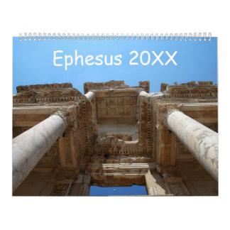12 month Ephesus, Turkey 2017 Calendar