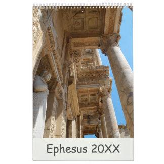 12 month Ephesus, Turkey Calendar