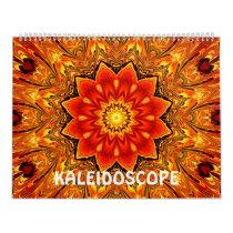 12 month Kaleidoscope calendar