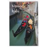 12 month Venice 2017 Photo Calendar