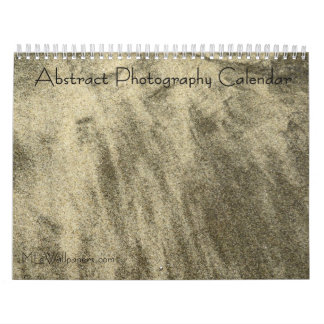 12 Months of Abstract Photography, 5th Edition Calendar