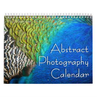12 Months of Abstract Photography, 6th Edition Calendar