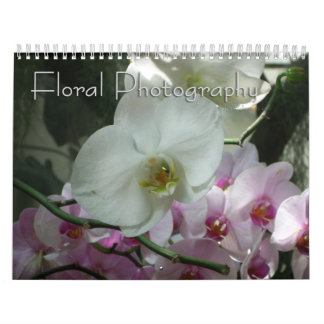 12 Months of Floral Photography, 2nd Edition Calendar