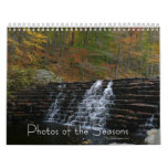 12 Months of Photos of the Seasons, 2nd Edition Calendar