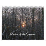 12 Months of Photos of the Seasons, 6th Edition Calendar
