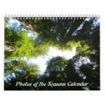 12 Months of Photos of the Seasons, 7th Edition Calendar