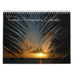 12 Months of Tropical Photography, 3rd Edition Calendar