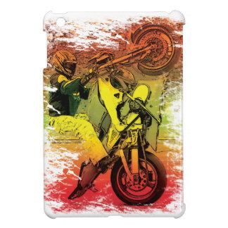 12 O'clock Wheelie iPad Mini Covers