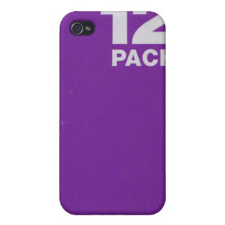12 Pack Grape Soda Cases For iPhone 4