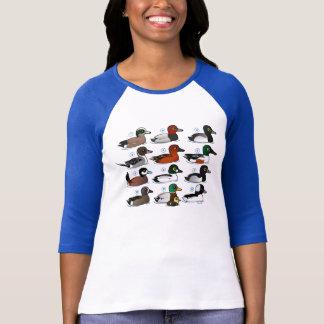 12 patos con llave camiseta