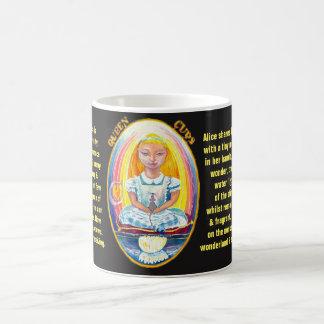 12. Queen of Cups - Alice Tarot