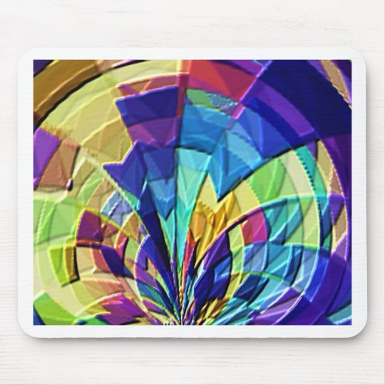 12 REIKI  Healing  Signs V13 Mouse Pad