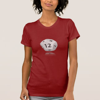 12-sided Die Shirt