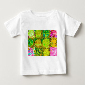 12 Smiling Gardens - Imbeded Reiki Signs Baby T-Shirt