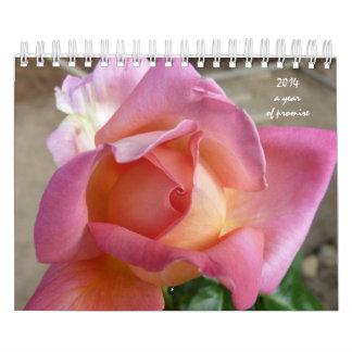 12 step calendar