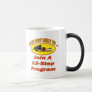 12 Step Program Mug