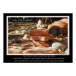 12 Step Recovery Serenity Poster