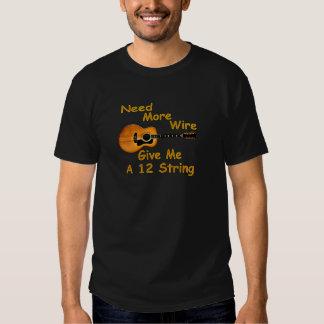 12 String Guitar Shirt