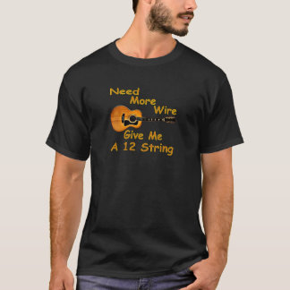 12 String Guitar T-Shirt