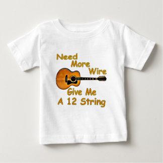 12 String Guitar Tee Shirt