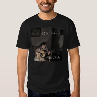 12 String Poet T-Shirt