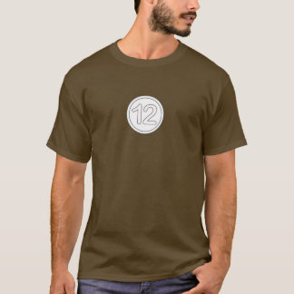 12! The 12seconds Icon T-Shirt