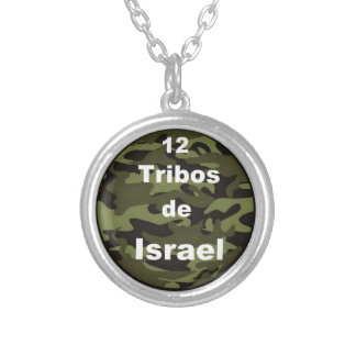 12 Tribes of Israel Necklaces