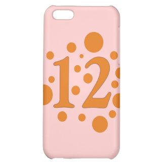 12-Twelve iPhone 5C Cases