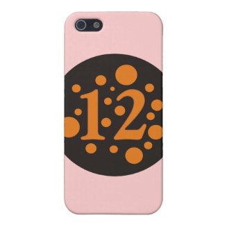12-Twelve Cover For iPhone 5