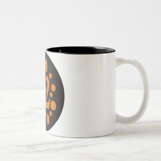 12-Twelve Two-Tone Coffee Mug