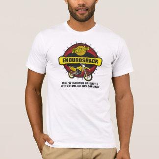 12 Wesley Carr Center Enduroshack T-Shirt