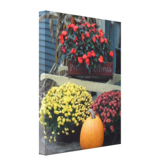 12 X 12  FALL CANVAS PRINT