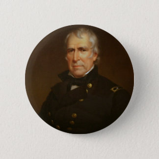 12 Zachary Taylor Pinback Button