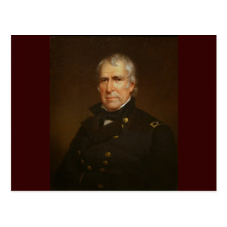 12 Zachary Taylor Post Cards