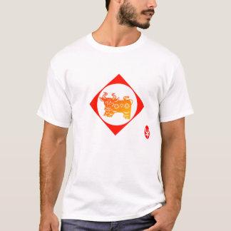 12 Zodiac:Ox T-shirt