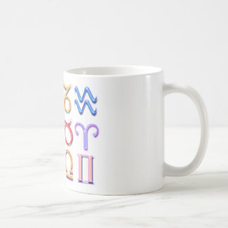 12 Zodiac signs Coffee Mug