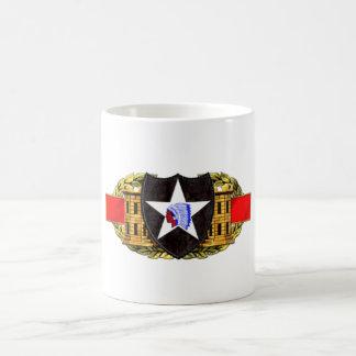 12B 2nd Infantry Division Coffee Mug