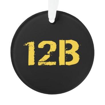 12B - Combat Engineer Ornament