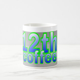 12ma taza de café de la fan de los seahawks