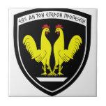 12mo División de infantería mecanizada Grecia Azulejos Ceramicos