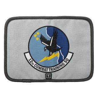 12mo Escuadrilla del entrenamiento para el combate Organizadores