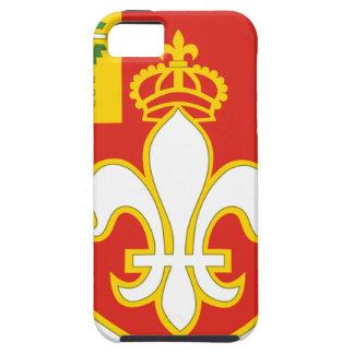12mo FA Rgt DUI iPhone 5 Case-Mate Protectores