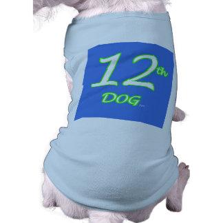12mo Jersey del perro Playera Sin Mangas Para Perro