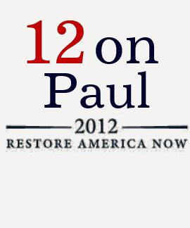 12on Paul Tshirts